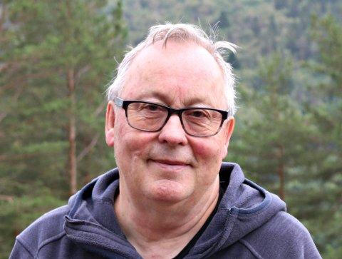Tor Helge Gravem.