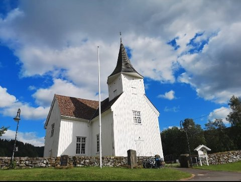 Feda kirke.