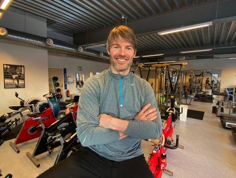 Nye lokaler: Fysioterapeut Torgeir Nilsen driver Fysioterapiklinikken og to treningssentre i Steigen. Han har sin fysioterapiutdanning fra Nederland. Planen den gangen var å flytte tilbake til Steigen så snart som mulig etter endt utdanning, noe han også gjorde. Nå ønsker han å bidra til ytterligere vekst og aktivitet i Steigen.