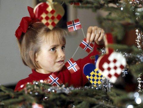 JULENS GLEDER: I dag forteller Arild Løvik om hans gleder til jul. Han forteller også om at vi kanskje vi skjemmer bort dagens barn for mye, så de ikke har den samme gleden til jul som de hadde før i tiden.