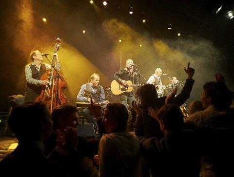 Veletablert suksess: Mørketidskonserten til Groms Plass 30. desember er for lengst etablert som en årlig publikumssuksess. Slik blir det i år også.