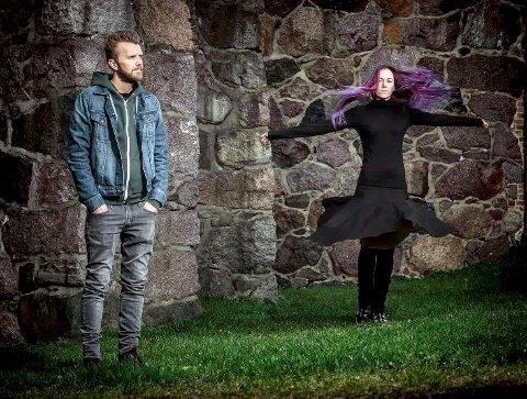 DUO: Dyr er et nyetablert band fra Oslo, bestående av Ben Pedersen og Yvonne Walderhaug, tidligere medlemmer av indiebandet Herr Pedersen.