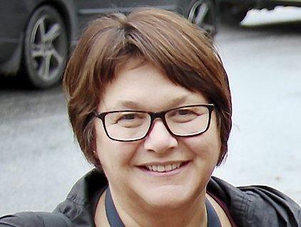 SA NEI: Seksjonsleder Hanne Finstad i Statens vegvesen Hedmark, FOTO: SIGMUND FOSSEN