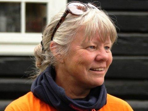 VERDIGHET: –Alle har rett til å bli sett som likeverdige. Ikke som et problem. Du er god nok, sier Astrid Rønsen.