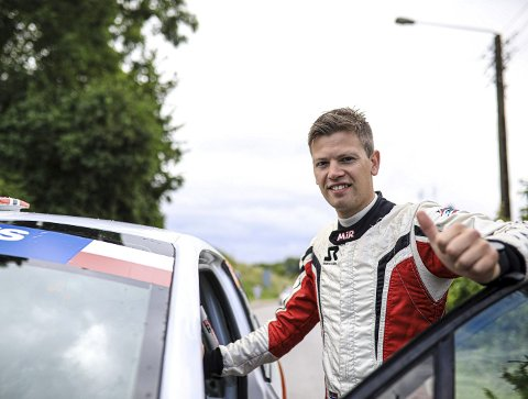 Vender snuta hjemover: Steve Røkland har vist at han holder internasjonalt tempo, men nå retter Kongsvinger-karen blikket mot å kjøre mer hjemme i Norge.