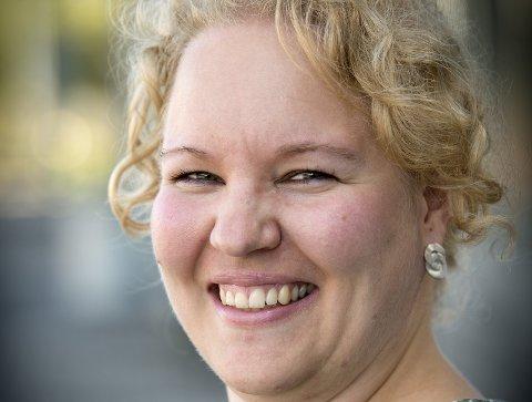 KRF-HAVARI: Hilde Ekeberg fra Lillehammer har ledet arbeidet med KrFs «havarirapport» etter valget.