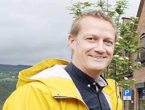 Vegar Strand blir en av GDs to toppledere, som den nye administrerende direktøren for mediehuset.