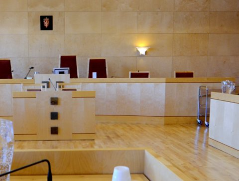 Rettssikkerhet: – Er noens rettssikkerhet viktigere enn andres?Arkivfoto