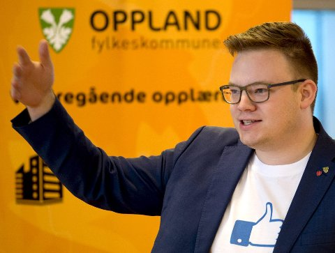 Muligheter? «Mulighetsrommet er nå», sier fylkesordfører Even A. Hagen. Oppland kommer ikke sesielt godt ut av kraftfusjonen.