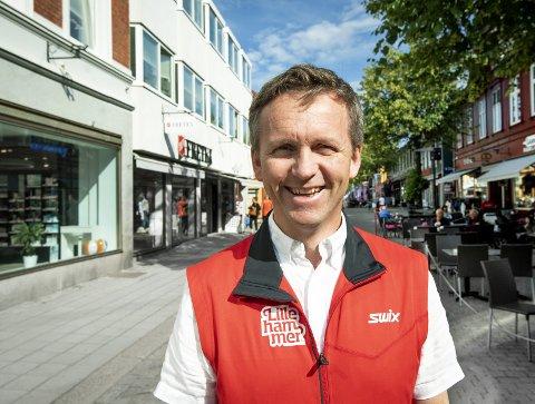 MER Å HENTE: Reiselivssjef Ove Gjesdal har grunn til å smile, men har uløste oppgaver.