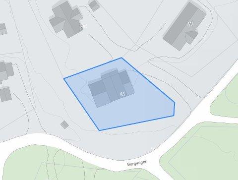 Fritidsboligen Bergvegen 32 på Bjorli er dyreste eiendomsoverdragelse i Lesja og Dovre i oktober.