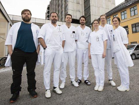 MISTILLIT: Tillitsvalgte leger mener Sykehuset Innlandets ledelse viser dårlig lederskap.Foto: Torbjørn Olsen