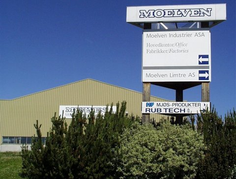 MILLIONENE RULLET: Glommen Mjøsen Skog sikret seg eierskapet i Moelven Industrier.