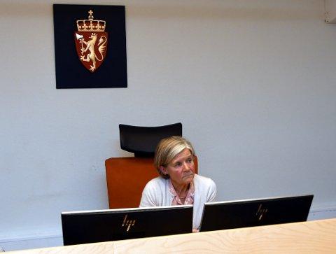 Sorenskrivar Elisabeth B. Løvold meiner Nord- Gudbrandsdal tingrett har behov for nytt tinghus.