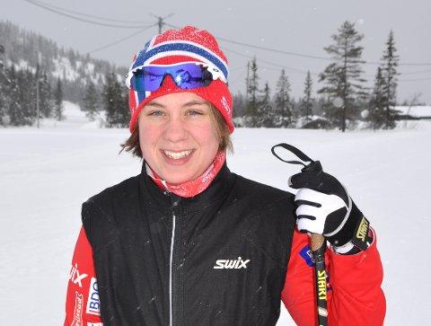 NY STATUS: En regelendring gjør at Anne Karen Olsen endelig kan bli norsk mester hvis hun vinner sin NM-klasse på Lygna i februar.