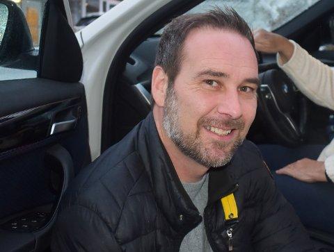 ERIK: Erik Kvernstad etablerte eget selskap i 2019 som kjørelærer.