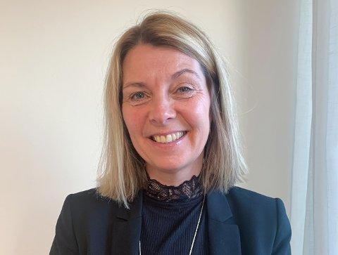 INGEN SKAL STÅ UTENFOR: - Min store hjertesak er å jobbe for et inkluderende oppvekstmiljø, sier Anette Juul Pedersen.