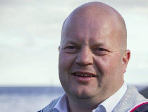 FØLGER FOLKET: Ordfører i Bokn Tormod Våga (Sp)