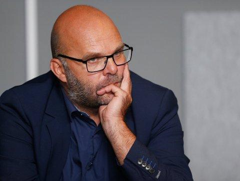 Daglig leder i FKH, som eier Haugaland Media AS, Eirik Opedal.