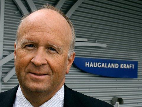 Konsernsjef Olav Linga er fornøyd med det nye tilbudet.