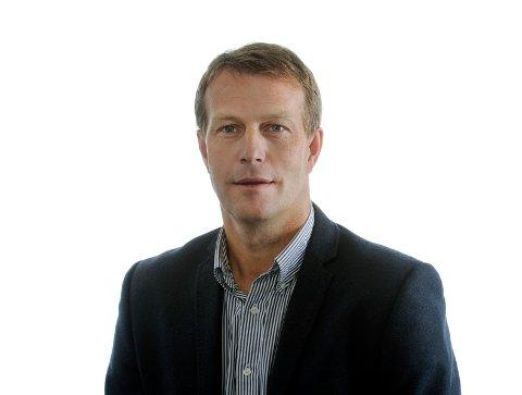 NY JOBB: Olav Bådsvik (55) blir ny direktør på Kårstø.