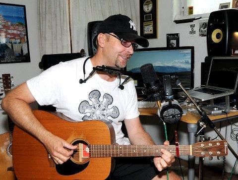Ny sang: Jan-Henrik Kulberg er ute med en ny sang som har fått tittelen «It's always a day too early».