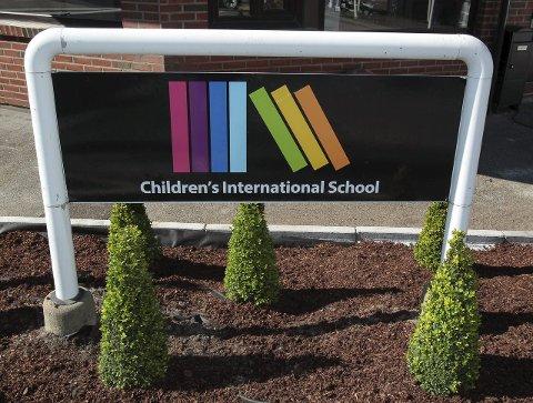 MYE ER LIKT: Den nye internasjonale skolen som ønsker å starte i Moss neste år, bruker samme læreplaner som CIS. Sistnevnte åpner på Verket på mandag.