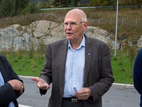 SKUFFET: Ordfører Bjørn Iddberg er skuffet og kritisk til at Gjøvik sykehus vil miste akuttfunksjonen uansett hvor et hovedsykehus blir lagt. (Arkivbilde)