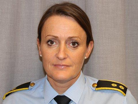 Inger-Lise Brøste er nominert til Politiforums ærespris