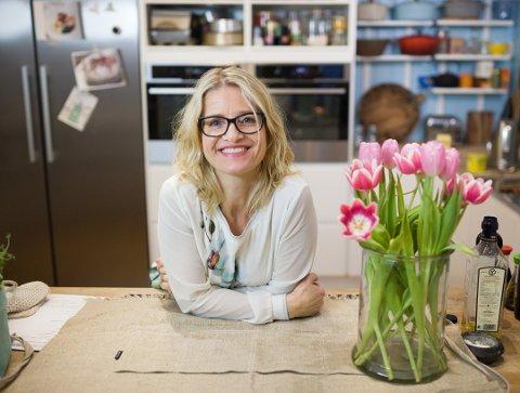 """GJØR SUKSESS: Marit Røttingsnes Westlie fortsetter stadig å utvikle varemerket """"Fru Timian"""". Nå er hun nominert til Vixen Blog Awards for femte året på rad."""
