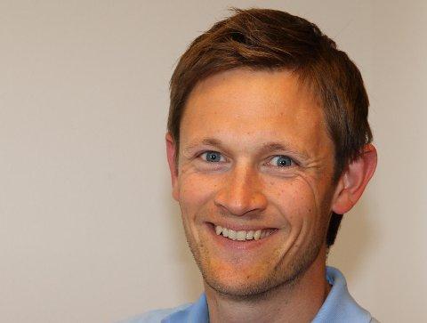 Fredrik Korpe blir leder for nytt og spennende prosjekt i Nordland.