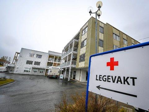 Det var til slutt legevakta i Rana som fant pasienten burde bli vurdert ved Helgelandssykehuset.