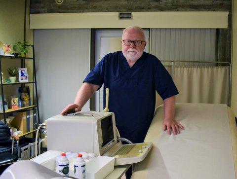 Jon Øyvind Odland mener man er på god vei til å få utryddet livmorhalskreft.