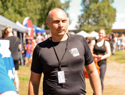 - Løypene fungerer veldig bra, fortalte en engasjert arrangementsansvarlig, Stig Jarle Johansen.