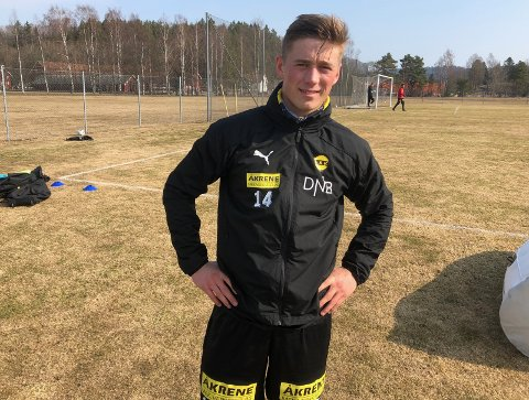 TILBAKE: Fredrik Krogstad trener for fullt igjen.