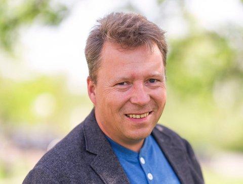 KRF: Kent Lippert Olsen er kandidat til høstens kommunevalg.
