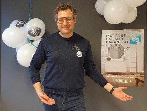 2021: Stefan Granum har tro på at neste år blir bedre.