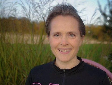 BEDRE LIV: Randi Tamnes Meli mener trening gir et bedre liv, og derfor brenner hun for å hjelpe kundene sine i bedre form.