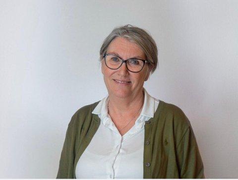 FÆRRE KARAKTERER: Gøril Eilertsen i Sarpsborg Høyre ønsker et prøveprosjekt i Sarpsborg-skolen for karaktersetting i nynorsk og bokmål.