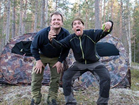 NATURRADIO: - Vi vil ha enda mer naturradio på NRK, sier Hans Olav Kaasa og Jan-Eilert Pedersen, og håper på omkamp om Friluftsmagasinet og Naturens verden.