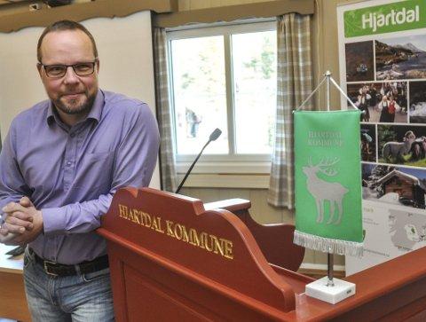 Kvalitet 1: – Det er menneskene som bor i Hjartdal som skaper vår største kvalitet, mener ordfører Bengt Halvard Odden, som er imponert over aktivitetsnivået på mange felt i den lille kommunen.
