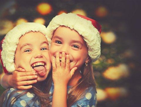 Born kan lett bli utrygge når dei voksne drikk alkohol. La dei små få ei kvit jul, oppmodar IOGT.