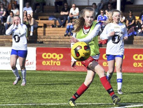 Averøy-jenta Ingeborg Uran var en av mange spillere som var med på Åpningscupen på Nordlandet for to år siden. I år ble cupen avlyst og IL Nordlandet taper rundt 150.000 kroner.