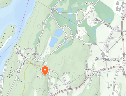 Et større skogområde på vestsiden av Tenvikveien som strekker seg fra Freberg gartneri og nesten til Holmsbrekkene er foreslått omregulert til boligformål.