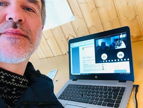 Ole Aastad Bråten (V) tok opp en avviksmelding for Nord-Aurdal barneskole i kommunestyret.