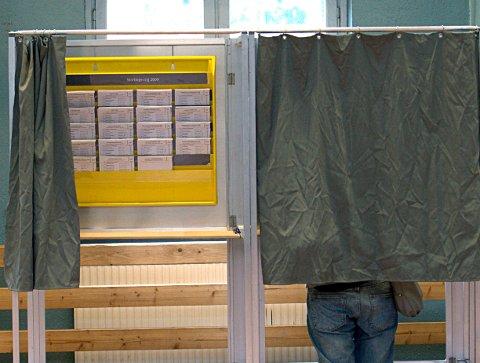 ENDRER VALGET: Valglovutvalget foreslår at det skal innføres personvalg ved stortingsvalg, slik at man kan gi personstemmer på samme måte som ved kommunestyrevalg. De ønsker også å beholde de gamle fylkene som valgkretser.