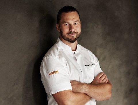 ÅPNER RESTAURANT: Stjernekokk Mikael Svensson, som blant annet står bak restauranten Kontrast, åpner spisestedet Avalon i Vika i november.