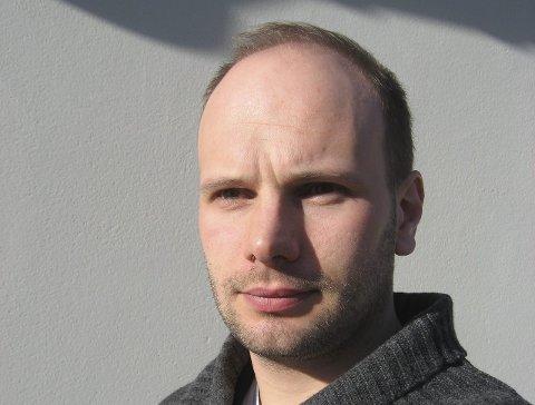 PÅ TOPP: Bjarte Undertun er Gulen Venstre sin ordførarkandidat.