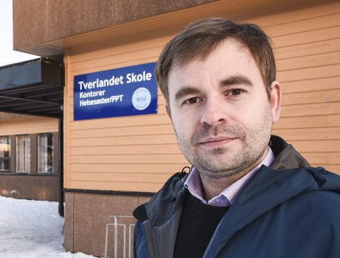 FORBUD: Allan Ellingsen vil innføre tiggeforbud i Bodø.