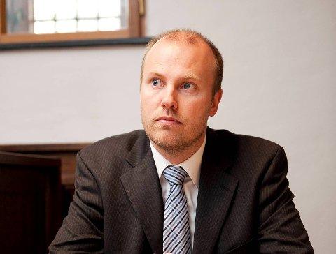 Arild Dyngeland synes det er leit at advokat Jan Bakke ikke stiller lojalt opp i forbindelse med aksjonen denne uken.